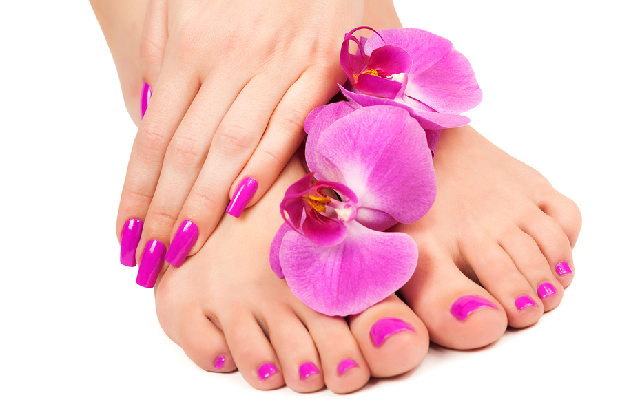 Pedicure i pielęgnacja stóp