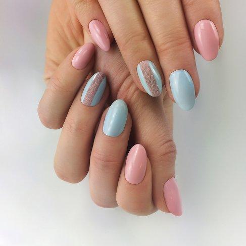 Manicure i pedicure hybrydowy