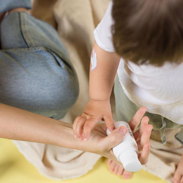 Kosmetyki dla małych dzieci – jak to ogarnąć?
