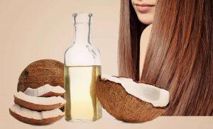 kokos na włosy czy można